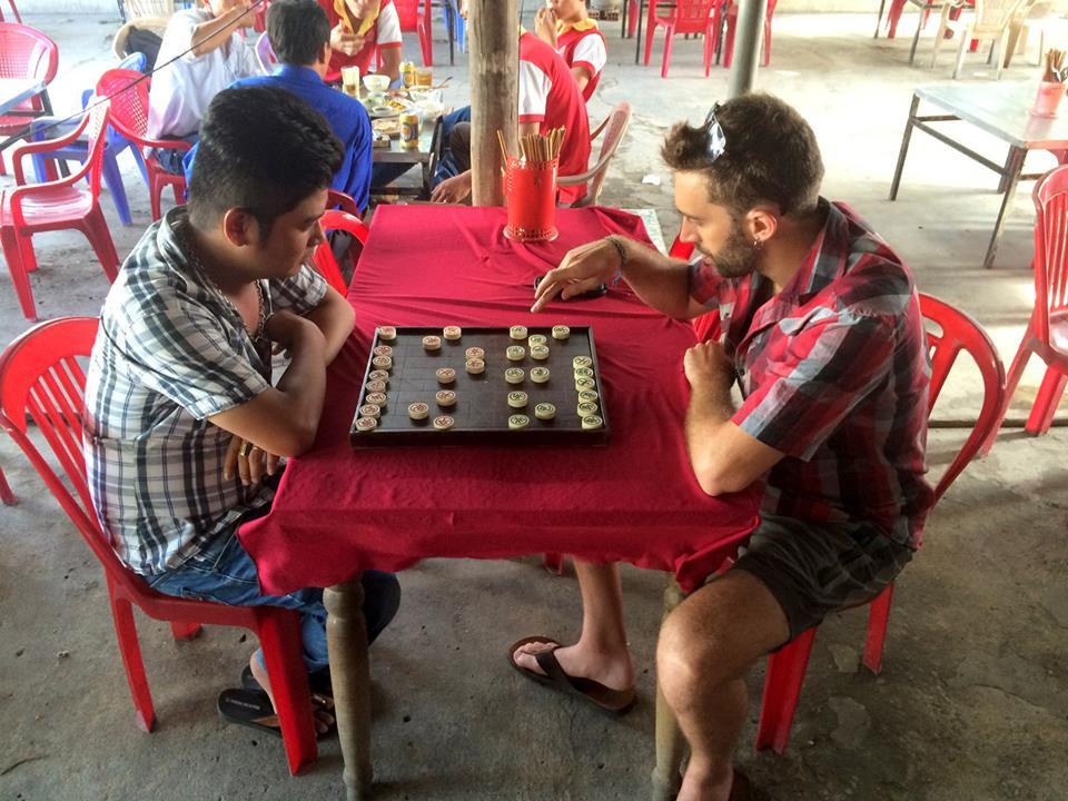 Derek Loudermilk Chinese Chess