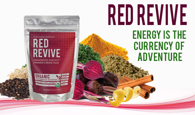 Red Revive Ad