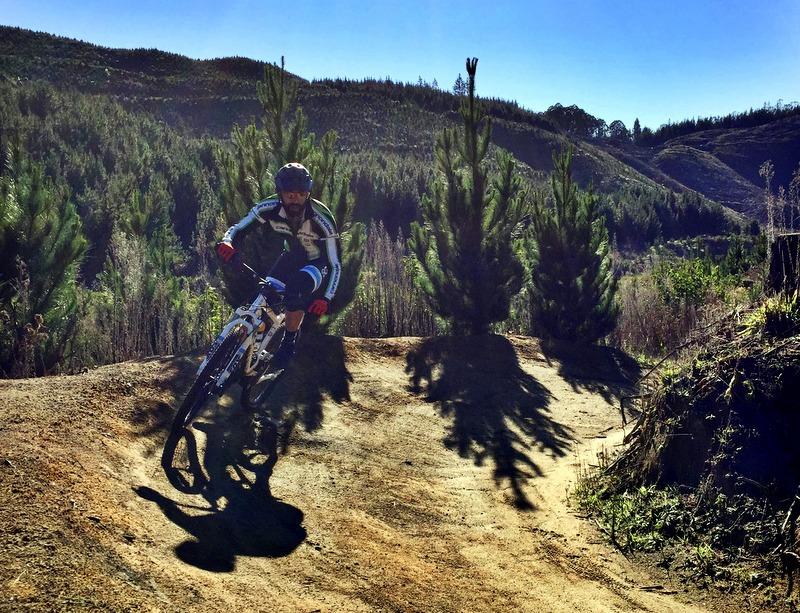 Art of Adventure Derek Loudermilk New Zealand North Island Mountain Biking Rotorua