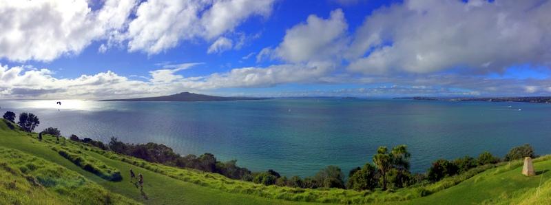 Art of Adventure Derek Loudermilk New Zealand North Island Auckland North Head Rangitoto