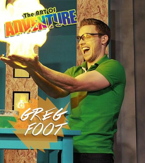 Greg Foot Art of Adventure
