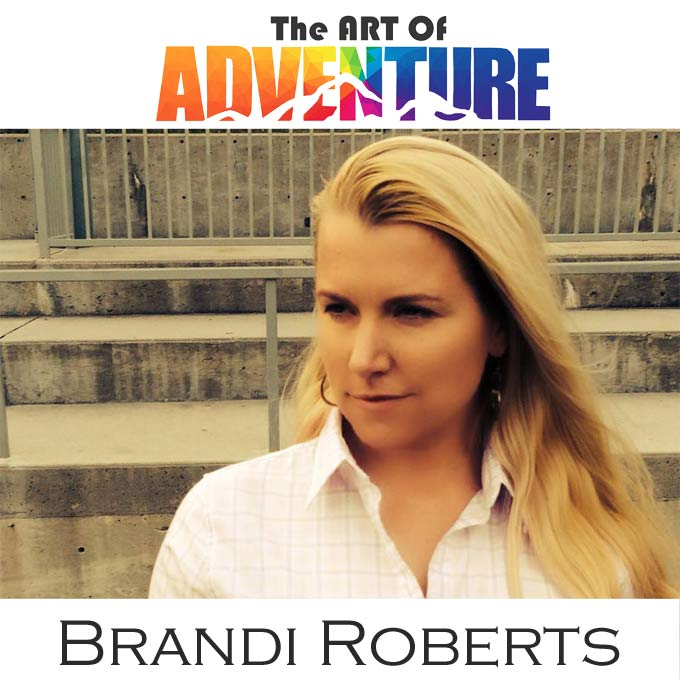 Brandi Roberts Art Of Adventure Podcast
