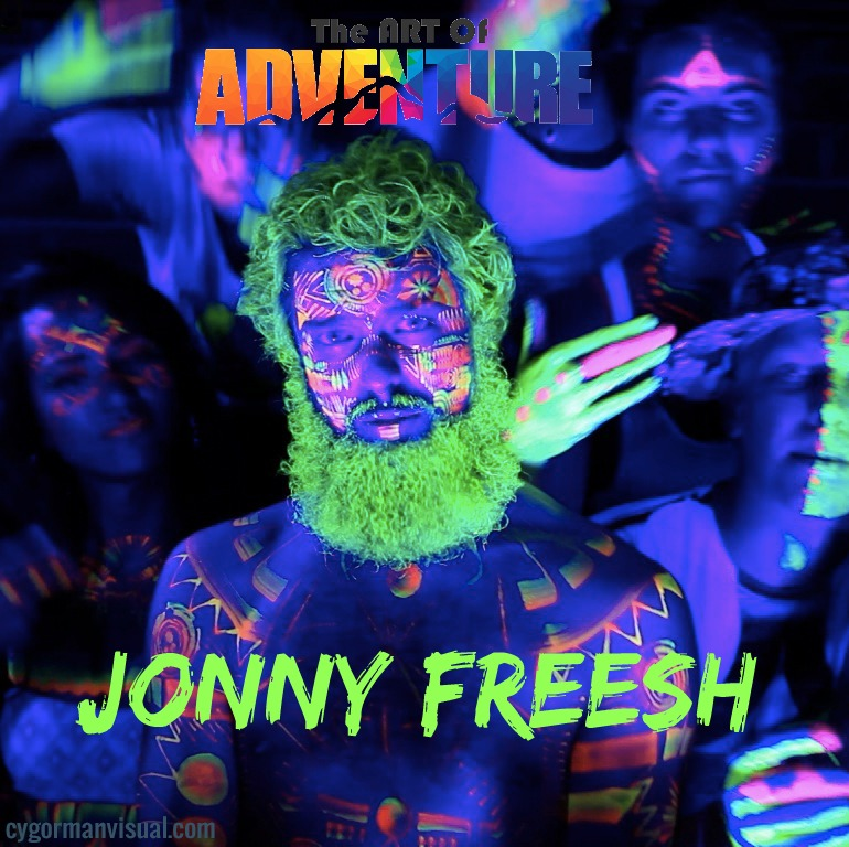 Jonny Freesh Art of Adventure