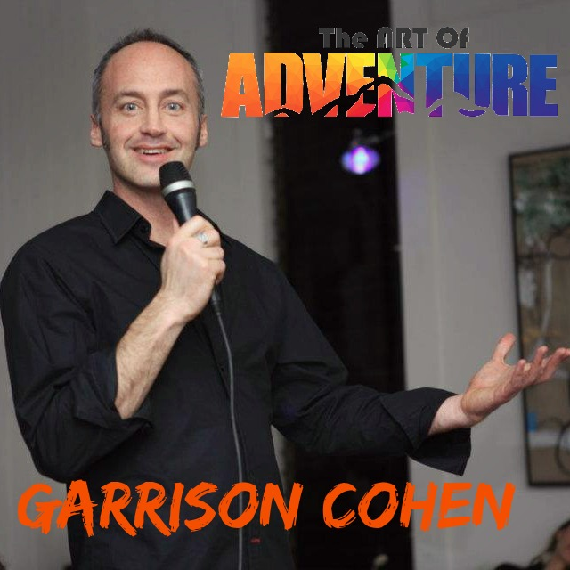 AOA 134 | Garrison Cohen | Creative Events (AKA the Art of Eventure)