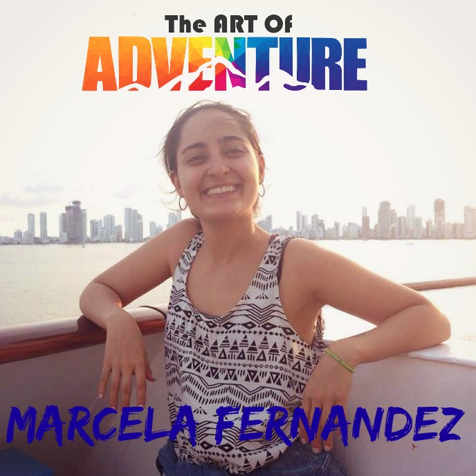 Marcela Fernandez Art of Adventure