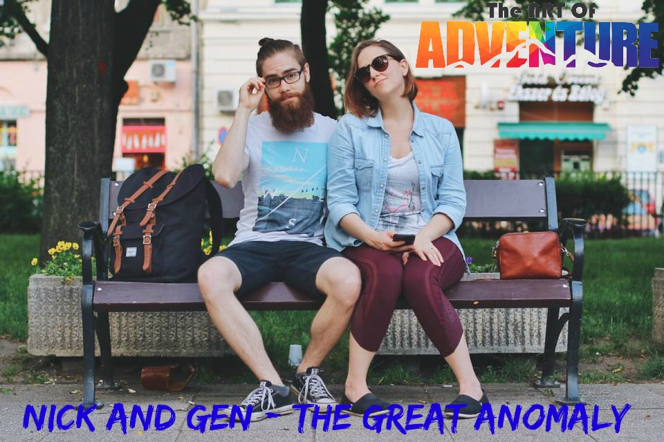 AOA 146 | Nomadic Couplepreneurs | Nick And Gen from The Great Anomaly