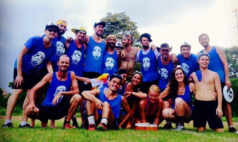 Bali Frisbee Tournament Nusantara Cup