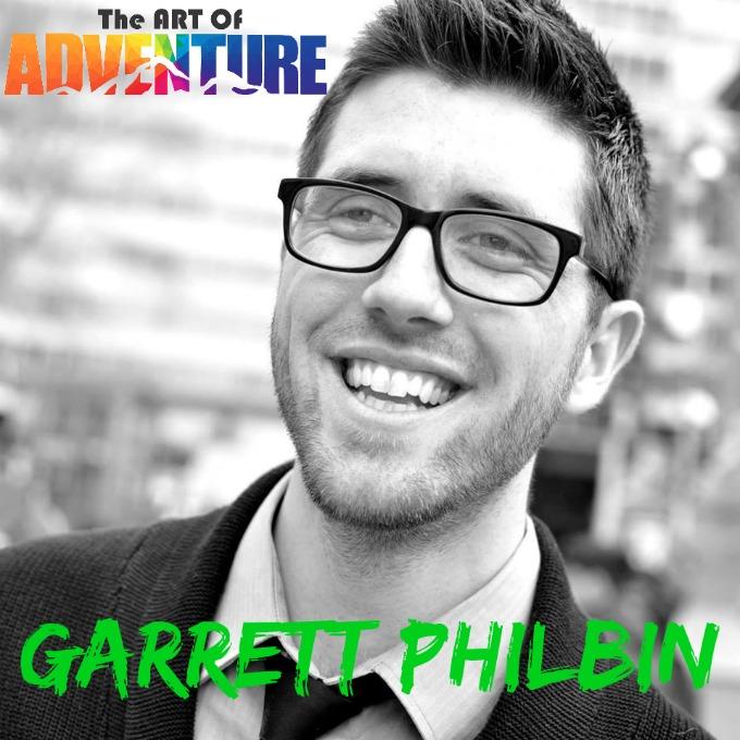 Garrett Philbin Art of Adventure