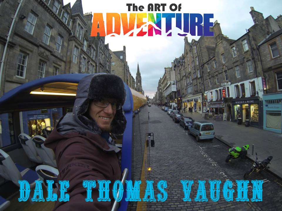 Dale Thomas Vaughn Art of Adventure