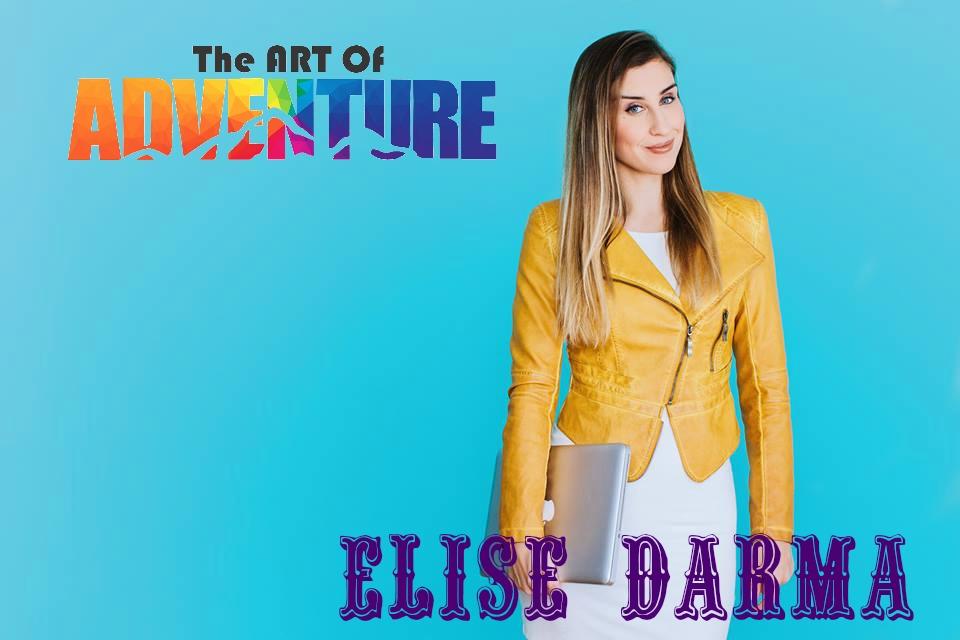 Elise Darma Art of Adventure