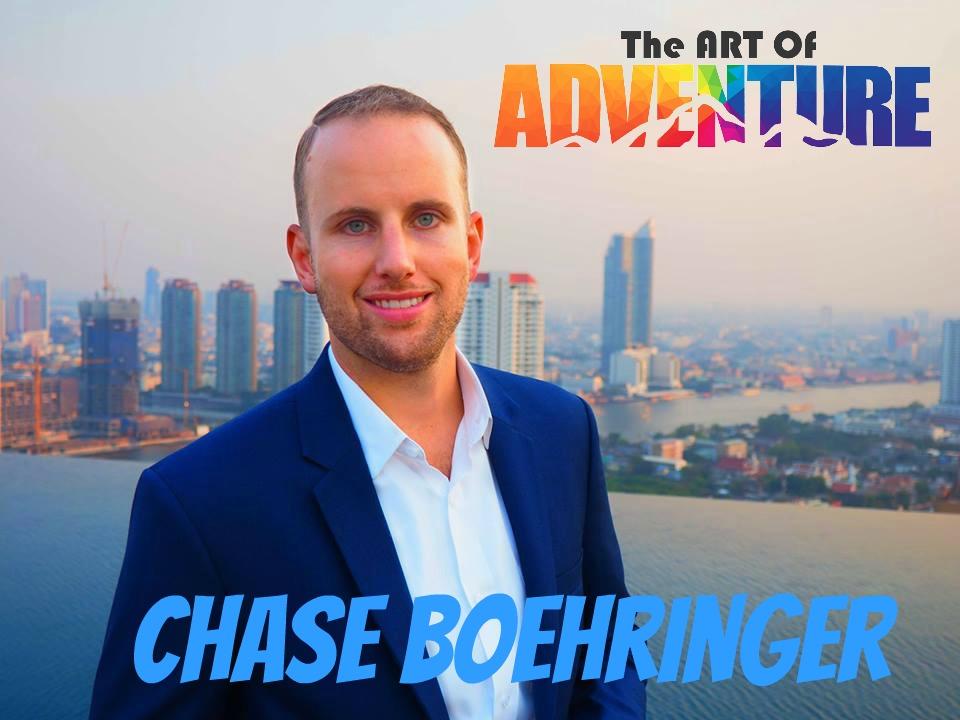 Chase Boehringer Art of Adventure