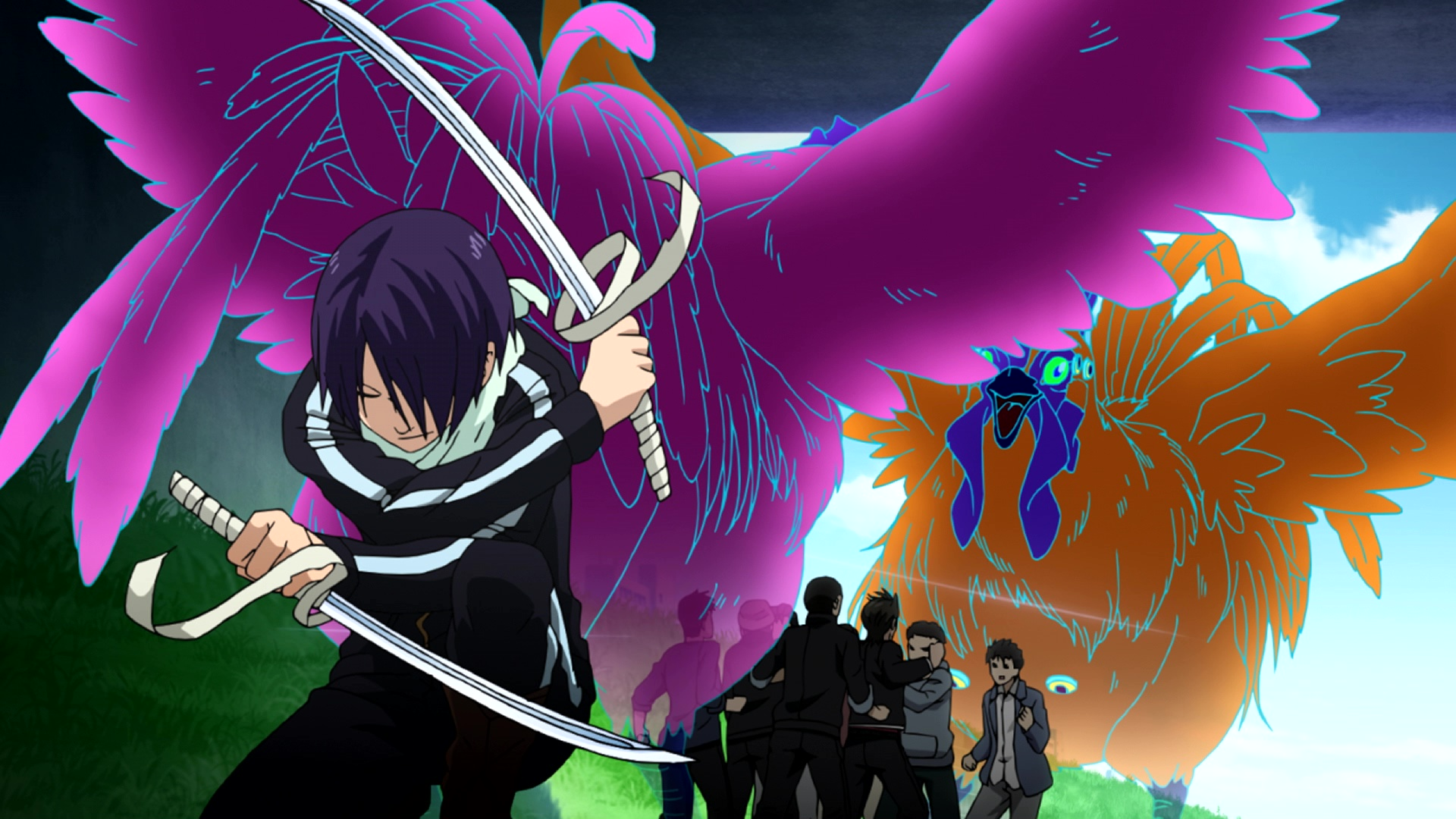 Watch Noragami Season 2 Episode 20 Anime on Funimation