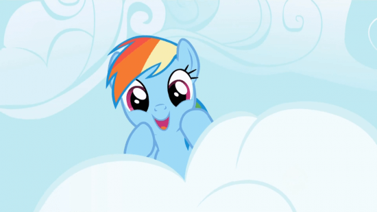 Source: My Little Pony: Friendship is Magic, Episode 1, Season 1