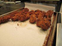 Chicken milanese tenders
