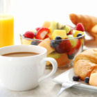 image of continental breakfast