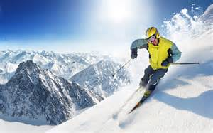 Skier 2