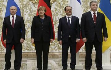 Após reunião em Minsk, acordo na Ucrânia prevê cessar-fogo, anistia e eleições
