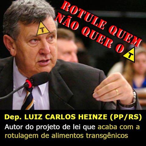 Rotule quem não quer o rótulo de Transgênicos