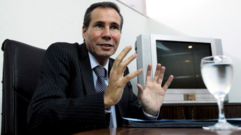 Fundos abutres ajudaram Nisman