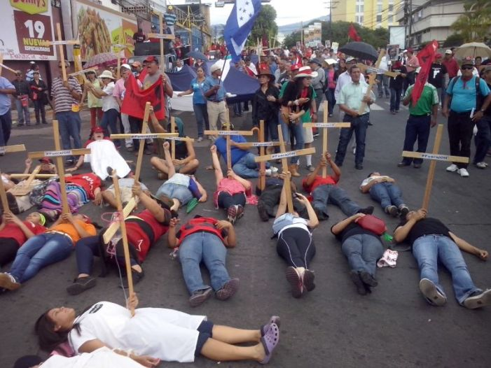 Honduras: a 6 anos do golpe resistência continua