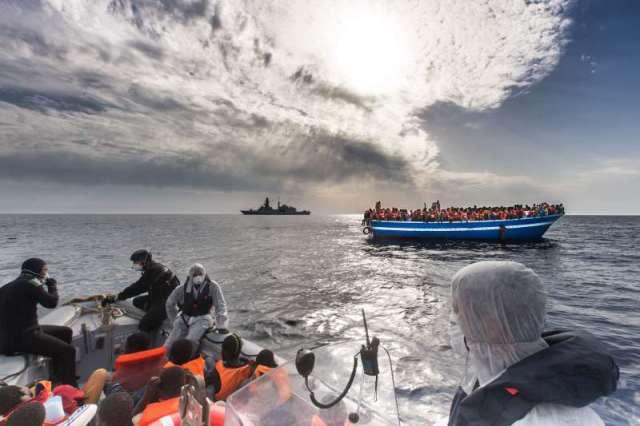Ênfase nos recordes de migração na Europa ignora dramas humanos