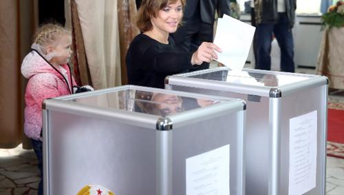 Eleições presidenciais na Bielorrússia