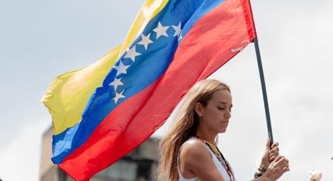 Venezuela: Estados Unidos e Alemanha financiam o imaginário da fraude