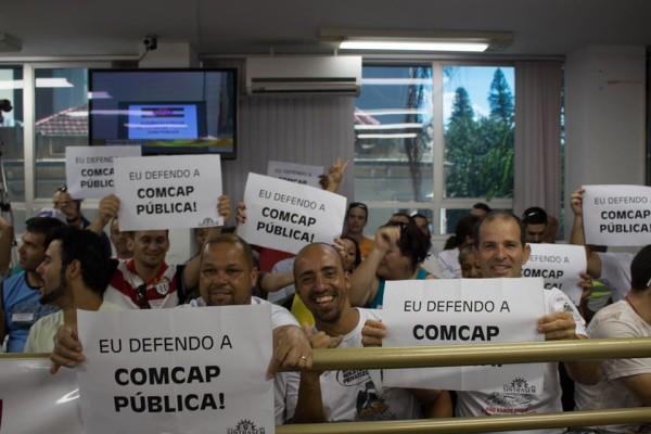 Audiência pública termina com requerimento de abertura de CPI na Prefeitura