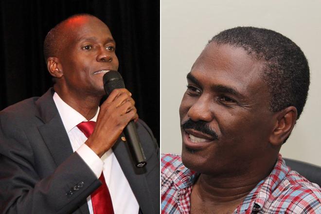 Partidários de candidatos derrotados nas eleições presidenciais do Haiti protestam nas ruas