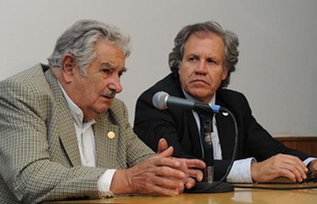 Pepe Mujica rompe relações com o Secretário Geral da OEA, o uruguaio Luis Almagro