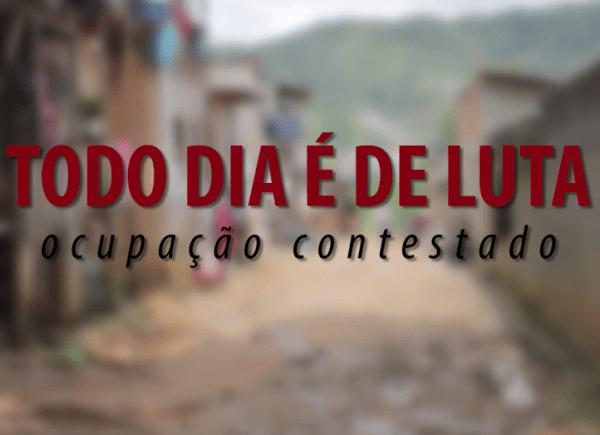 Luta dos moradores da Ocupação Contestado em São José é tema de documentário