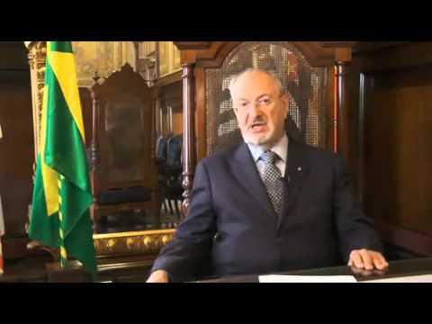 Alckmin anuncia Nalini, ex-presidente do TJ-SP, como novo secretário de educação