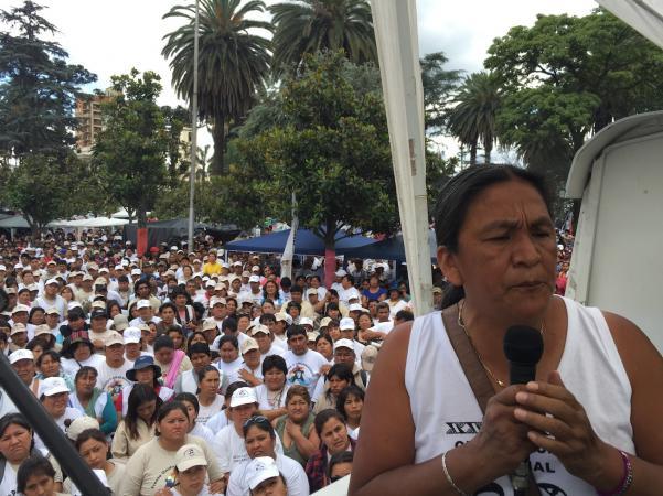 Argentina: Imperdoável