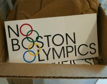 Boston: Olimpíada? Não, obrigado