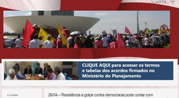 Resistência a golpe contra democracia pode contar com paralisação nacional da classe trabalhadora