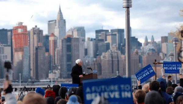 Pela sétima vez seguida, Sanders vence Clinton em primária nos EUA