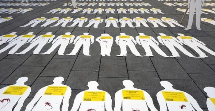 Pelo menos 24 defensores de direitos humanos foram mortos em 4 meses, diz comitê