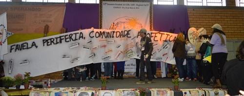 Oficina sobre Favela: Uma oportunidade para os 'diferentes' encontrarem-se