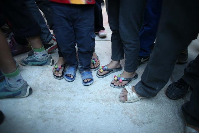 Burocracia dificulta atendimento a crianças refugiadas desacompanhadas