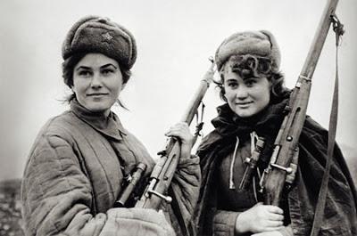 75 anos da invasão nazista à URSS: O valor das mulheres guerrilheiras