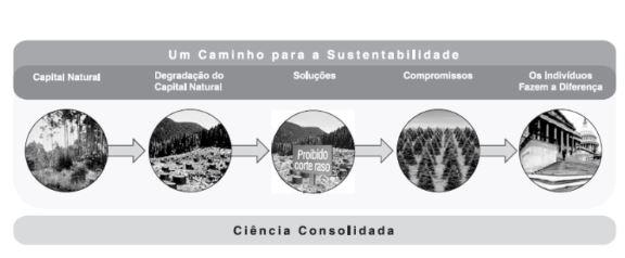 Caminhos para a Sustentabilidade a partir das concepções de G. Tyler Miller Jr.