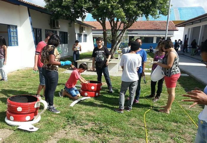 Complexo Integrado de Educação de Porto Seguro (CIEPS), uma escola integral rumo à educação ecológica