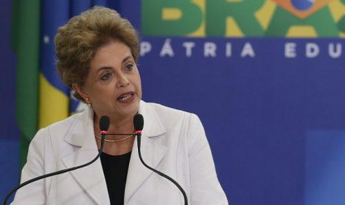 Dilma no tribunal de exceção
