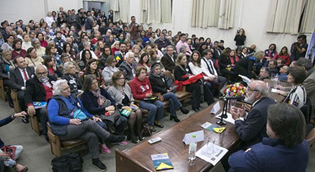 Carta de Porto Alegre: afirmar a Resistência Constitucional