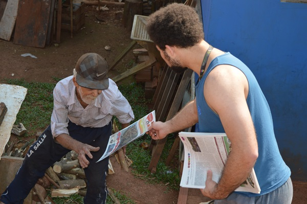 Um Jornal jamais abandona a sua comunidade, aquela que é motivo de sua existência