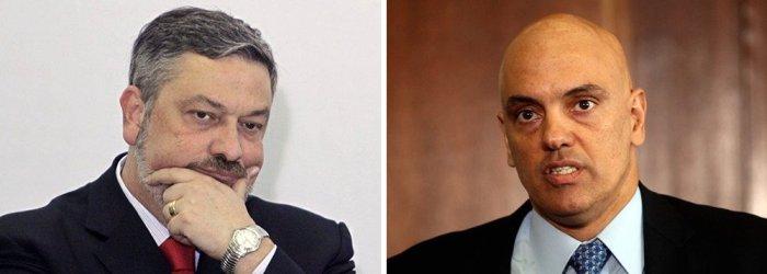 Moraes antecipou e PF prendeu ex-ministro Antonio Palocci