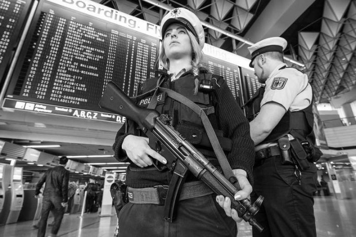 Segurança e Terror