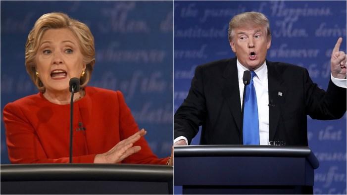 EUA: Vídeo do debate presidencial 2016