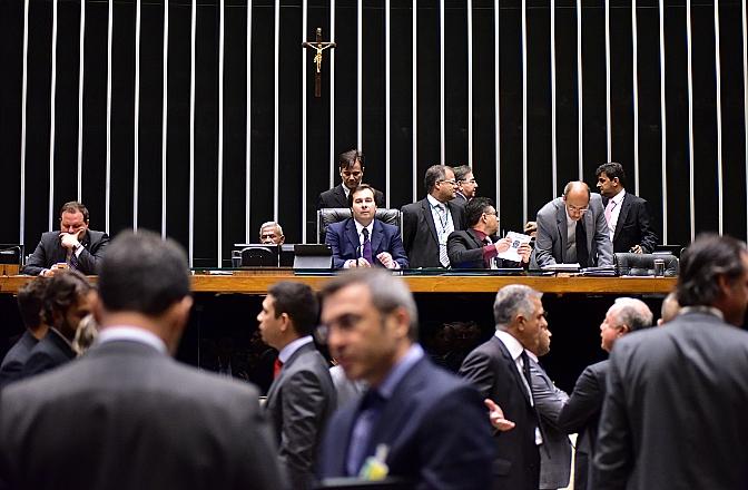 Câmara fecha galerias e impede sociedade de acompanhar votação da PEC 241