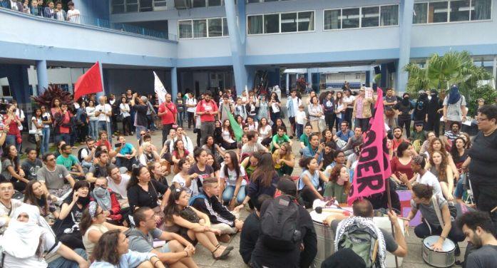 Nota de apoio às ocupações das escolas no Brasil e em SC